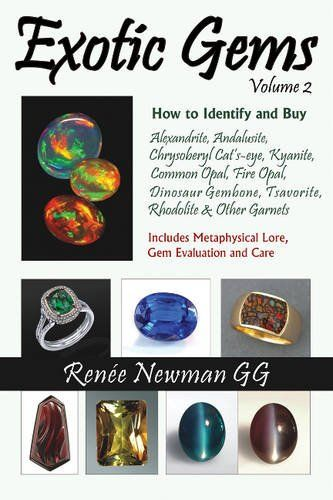 Exotic Gems, Volume 2: How to Identify and Buy Alexandrit...
