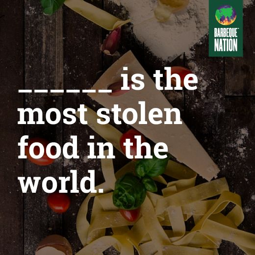 There's a culprit in every home. (That's the clue!) #foodquiz #quiz #foodie #foodlover #barbequenation