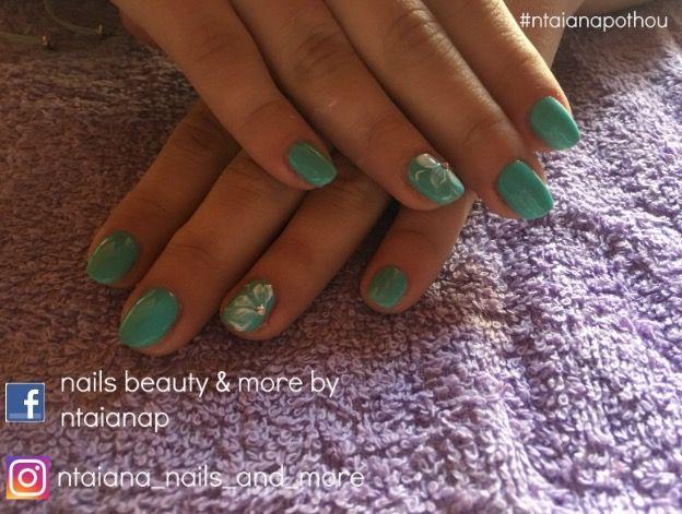#gelpolish#nailart#springtime#nailslove