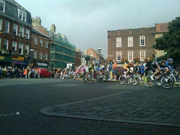 Tour of Britain, Morpeth 2008
