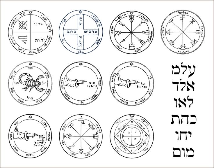 What to do when you are threatened by malicious entities, enemies, curses, bad spells or evil spirits? Get powerful protection with these Kabbalistic symbols:  Fear of evil influences is not a product of the imagination.  People who feel threatened by evil spirits during awakened or sleep periods, when they walk alone at night, or stay alone in an isolated place are usually very sensitive that truly suffer high-intensity negative interferences.  These could be the most logical, sane…