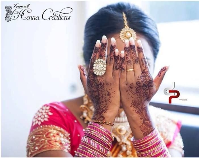 Be it a festival, marriage or any auspicious occasion, a henna ceremony is a must-have!  Are you looking for an outstanding henna design? Check out our recent member Tamil Henna Creation from Denmark. She is a very talented henna artist and offer services for any occasions.  For more info  Tamilfunctions http://dk.tamilfunctions.com/tamil-henna-creation