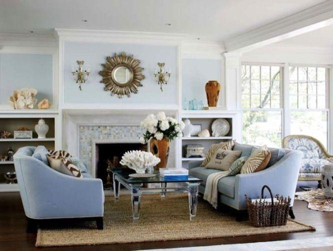 coastal living room colors