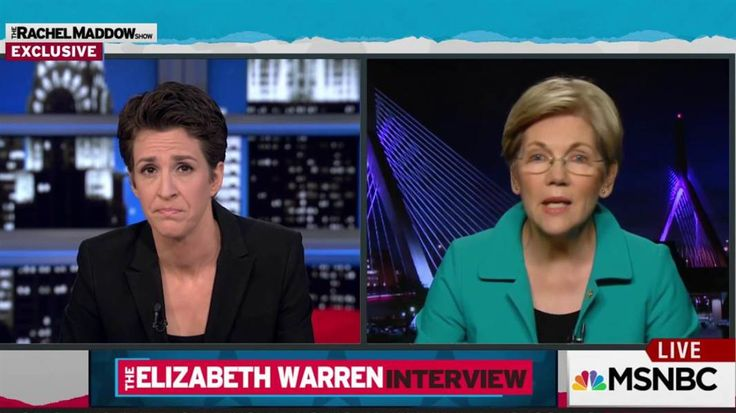 Senator Elizabeth Warren talks with Rachel Maddow about how the past seven years of Republican anti-Obama extremism in the Senate has brought about the extremism in the 2016 Republican presidential campaign that now has Senate Republicans in a panic.