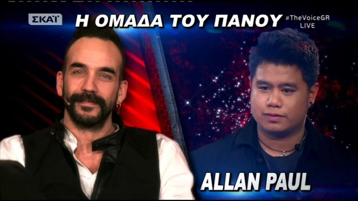 The Voice of Greece 3 | Τελικος - Allan Paul...2/3/2017