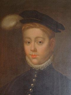 Henry Stuart, Lord Darnley, 2nd husband of Mary, Queen of Scots; father of James VI of Scotland/James I of England