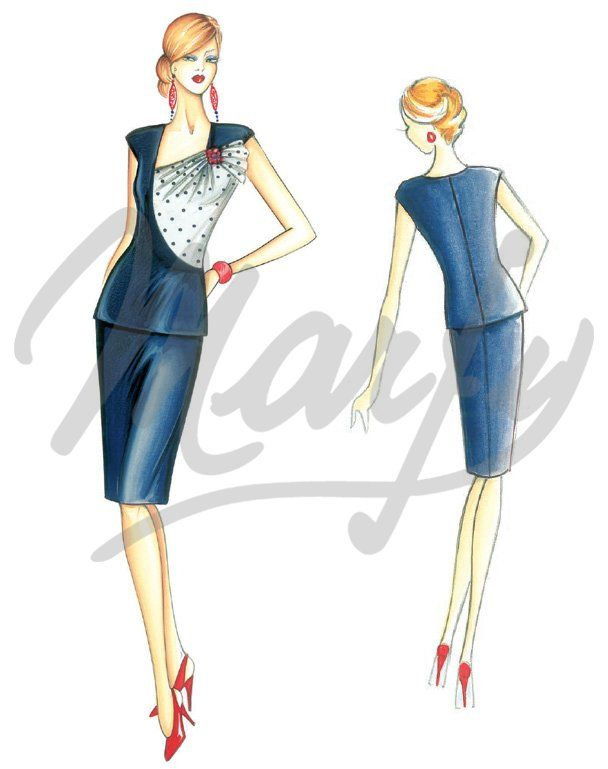 229 best Style Drafting images on Pinterest | Fashion patterns ...