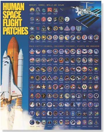 space shuttle mission badges - photo #46