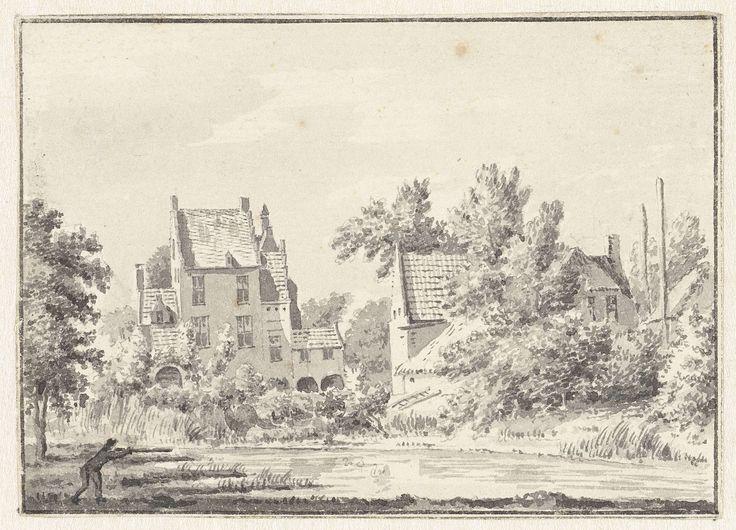 Het huis Killestein bij Lexmonde, Hendrik Spilman, 1733 - 1784