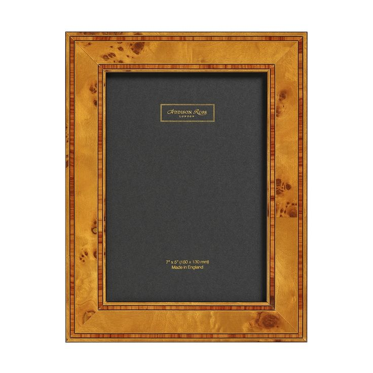 Addison Ross Marquetry Photo Frames