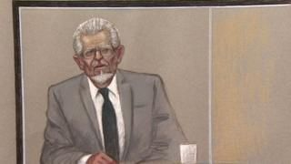 Rolf Harris accused of groping girl 13 after TV show