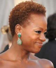 short afro hairstyles - Google Search