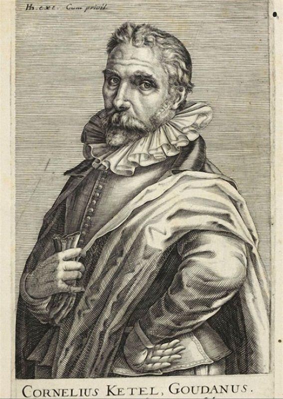 Автор неизвестен Cornelius Ketel of Gouda.