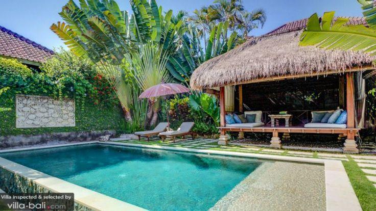 Vakantievilla Biba - Seminyak Bali, Indonesië  - Balinese villa met zwembad voor maximaal 4 personen -- mail@xclusivevillas.com of bel: 0031 (0)85 401 0902