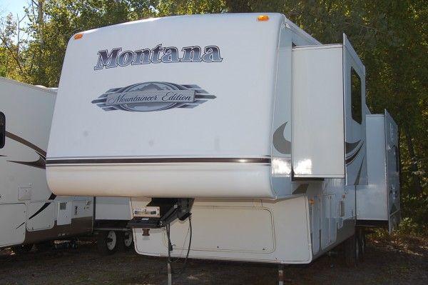 #RVs #FifthWheel #UsedRVs 2007 Mountaineer by Montana 329RLT Kitsmiller RV Superstore More Info Here http://kitsmillerrv.com/inventory/details/573/2007-keystone-rvs-329rlt