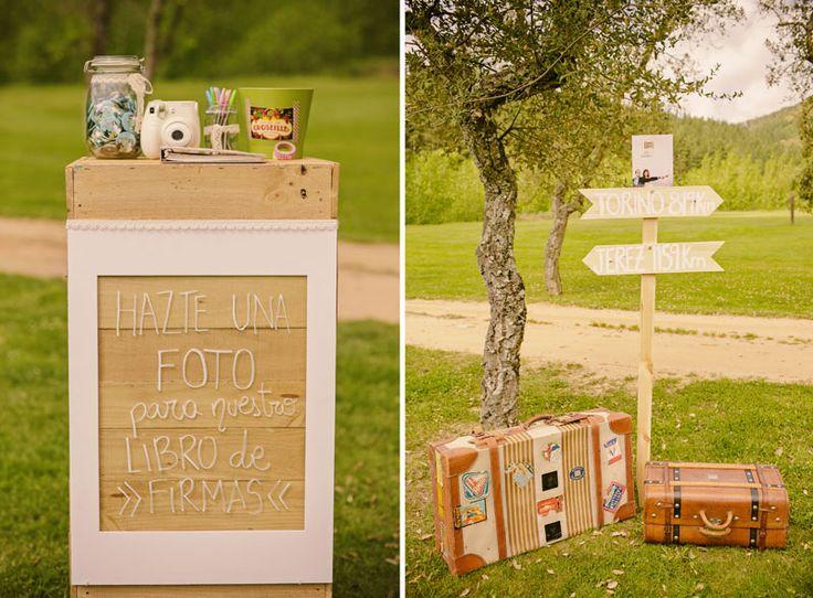 Decoracion Italiana Rustica ~ Italian Rural Wedding  Boda rustica Italiana  Boda Montseny  Bodas