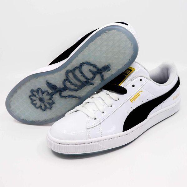 Puma Basket Patent BTS shoes new for