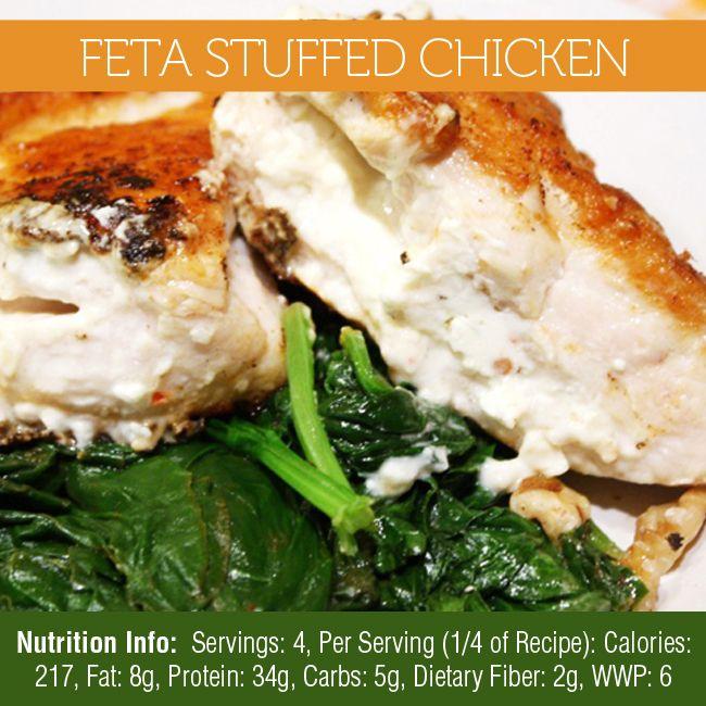 Feta Stuffed Chicken   Skinny Mom   Where Moms Get The Skinny On Healthy Living