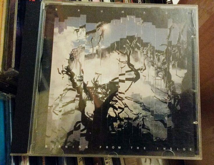 Bauhaus - Burning from the Inside (compilação; 1982/1983) R$ 4,00  #music
