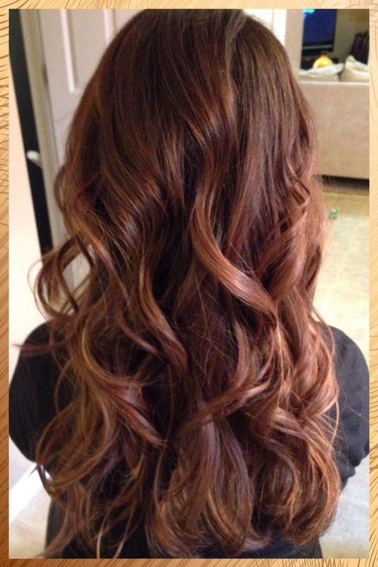 Hair by Heather West @ Euphoria salon and spa ~*balayage*~