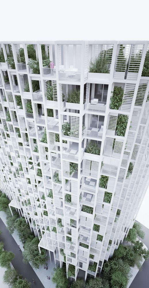 Gallery - penda to Build Modular, Customizable Housing Tower in India - 10