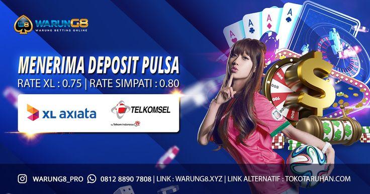Deposit Pulsa Terpercaya di 2021 | Poker, Website, Indonesia
