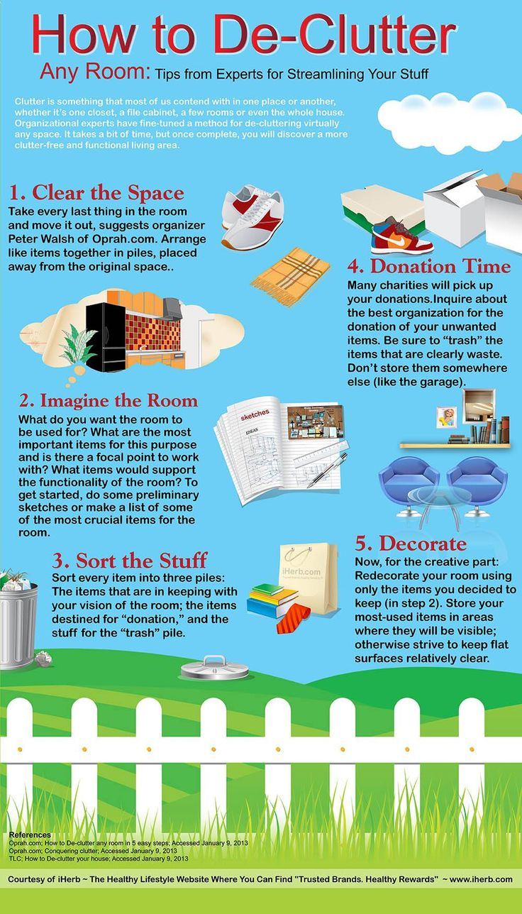263 best images about clearing the clutter tips for organizing on pinterest closet designs How do you clean your bedroom