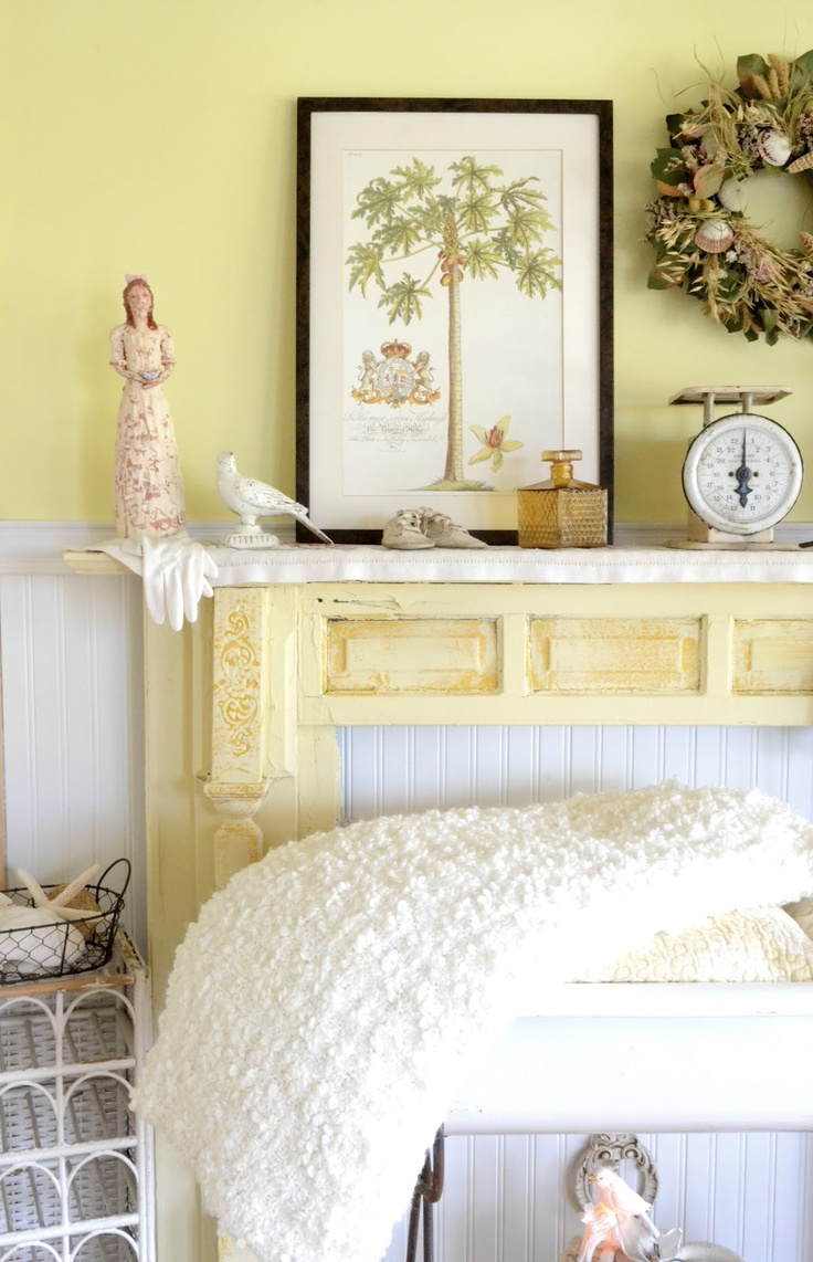 Mantle Without Fireplace Alternative Mantle Ideas For Holiday Decorating Mantle Without