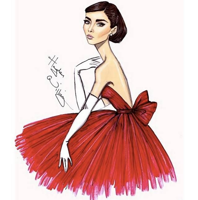 Audrey Hepburn by Hayden Williams | Fashion News | The You Way | Aftonbladet