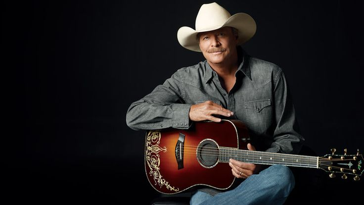 Alan Jackson's new album, Angels And Alcohol, comes out July 17.