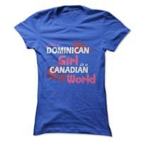 Limited Edition - Dominican Girl In Canada