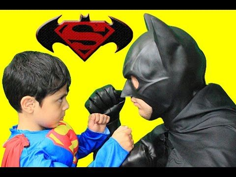 Batman Vs Superman Dawn of Justice Toys Juguetes 2015 trailer
