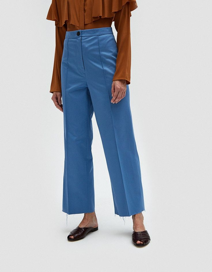 Lisso Pant in Swimming Pool Blue