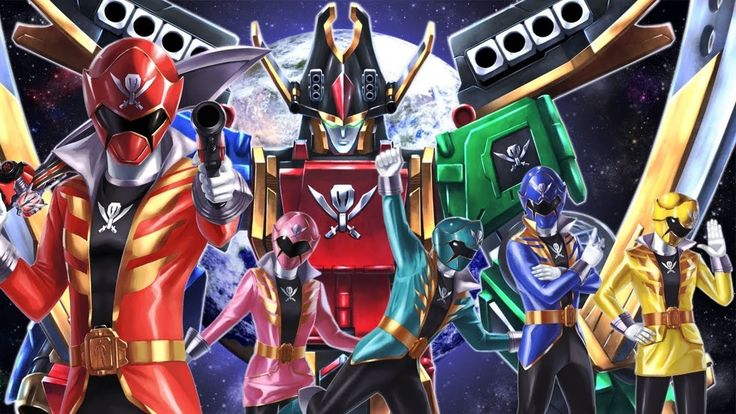 Power Rangers Super Megaforce Full Episodes English 1, 2, 3, 4