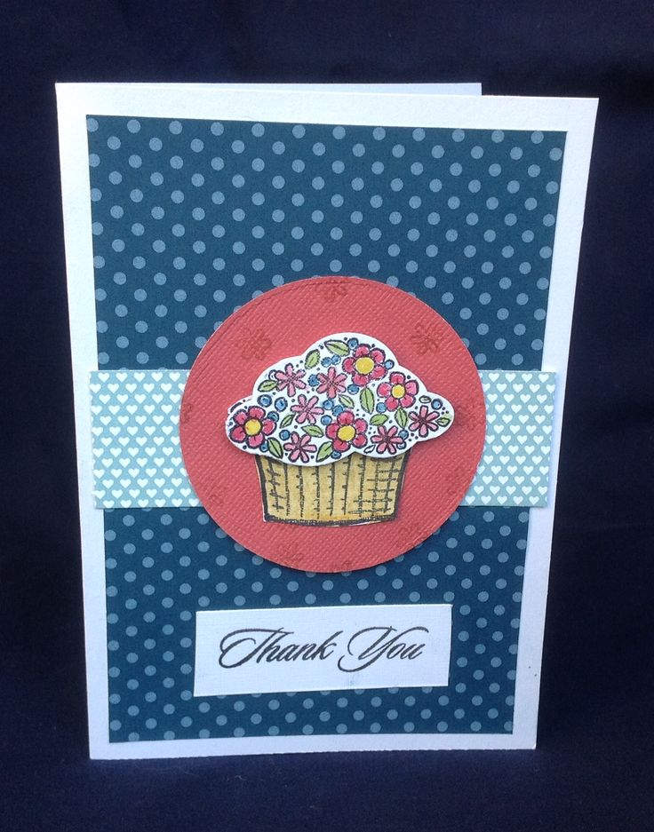 Card using Stampin up Sprinkles of Life stamp and 2012-2014 in colour stack