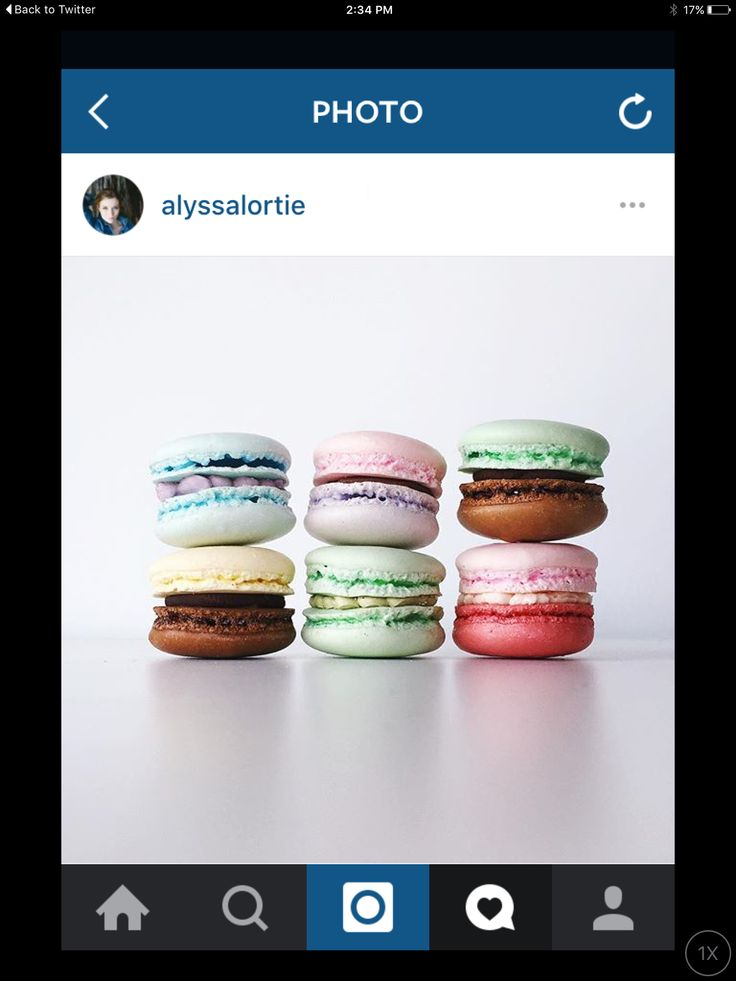 Our macarons photographed by a local photographer. Follow her on Instagram!