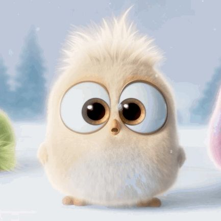 Angry Birds cute adorable lost angrybirds