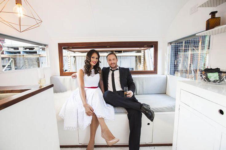 Meet a…Events + Wedding Planner + Pop-up Caravan Bar: Gathering Events | HOORAY…