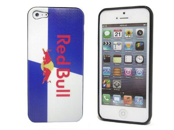 iPhone 5 Redbull Energy Drink TPU Flexible by RadianceDesignWorks, $14.98