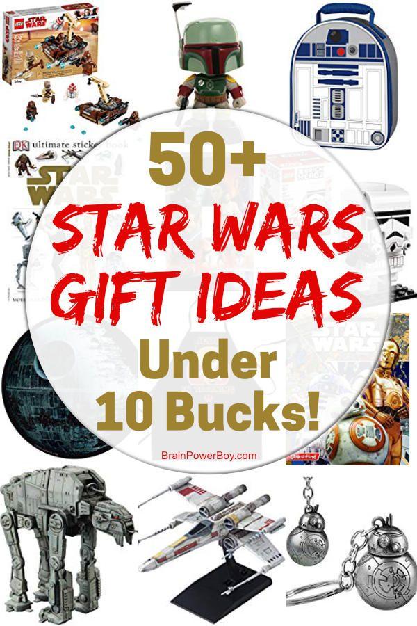 Star Wars Gifts Under 10 Dollars 50 Plus Ideas Fans Will Love Star Wars Gifts Diy Star Wars Gifts Cheap Star Wars Gifts