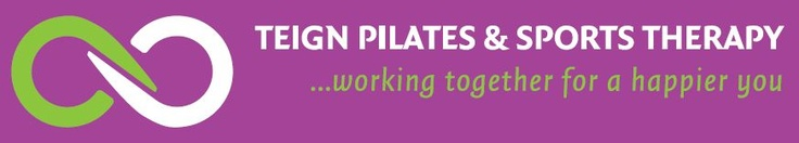 This is our latest logo design.  The client has two separate sides to the business, ie pilates and sports therapy, but wanted a logo to depict two halves of the same whole and a kind of synergy between the two. She was over the moon with this logo and felt it portrayed her image exactly.  We also developed the strapline 'working together for a happier you' which relates again to the two sides of the business working together and the company and the client working together.
