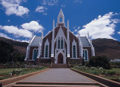 Piketberg Church - West Coast, South Africa