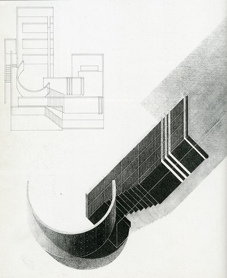 Architecture Drawing Ideas
