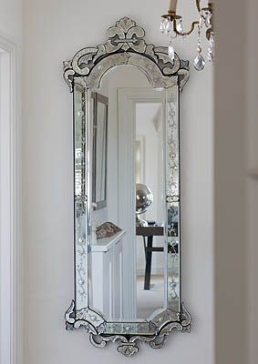 Beautiful Venetian mirror ~