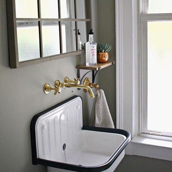 Alape Bucket Sink | Rejuvenation