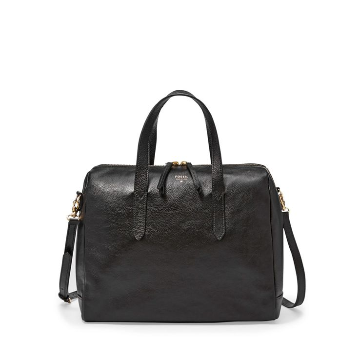 Fossil Sydney Large Satchel| FOSSIL® or the coolest Halloween Trick or Treat bag?