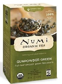 Numi Organic Gunpowder Green