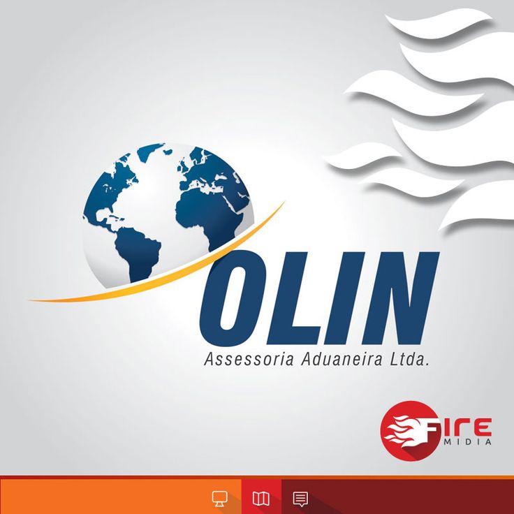 Criação de Logotipo - Olin Comex Assessoria Aduaneira Ltda - FIRE Mídia  https://www.facebook.com/firemidia/posts/1077051275718272  Criação de Logotipo, Olin Comex Assessoria Aduaneira Ltda! Criamos seu logotipo,a FIRE é uma Agência de Publicidade em Santos, Completa! Publicidade Criativa, Focada em Resultado! #FIREMidia #logo #criacaodelogo #agenciadepublicidade #santos #olin #assessoriaaduaneira #logistica #mkt #olincomex #comex