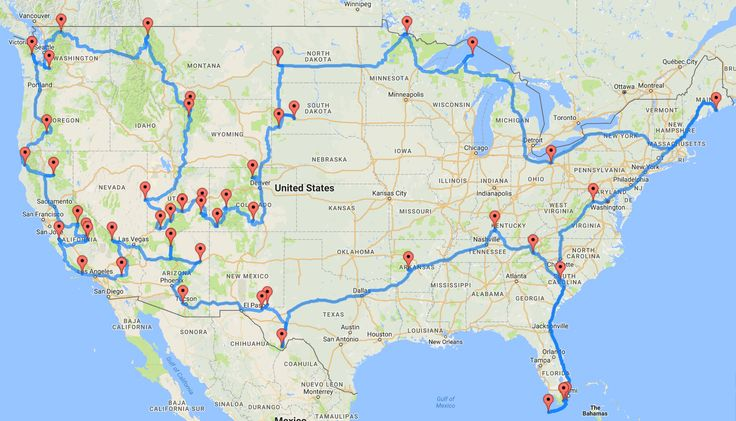 How to visit nearly every national park in one epic road trip