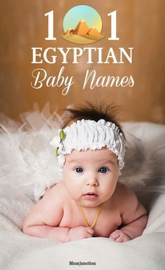 #Names : So pay tribute to the rich history of Egypt by picking an Egyptian baby name for your child. MomJunction's baby name tool offers information on an extensive collection of Egyptian names for both boys and girls. Each of these names includes the meanings and the traditional gender use.